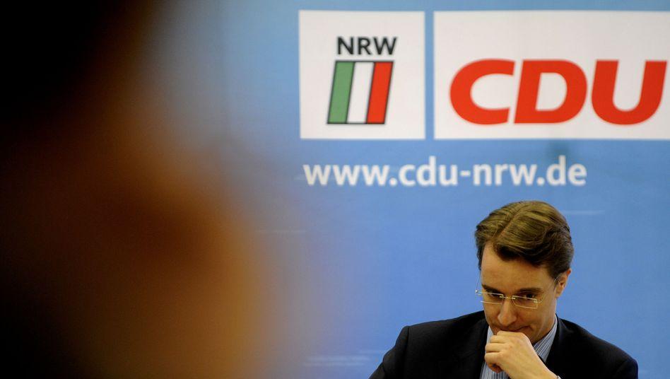 Christdemokrat Wüst: Verantwortung für Sponsoring-Affäre übernommen