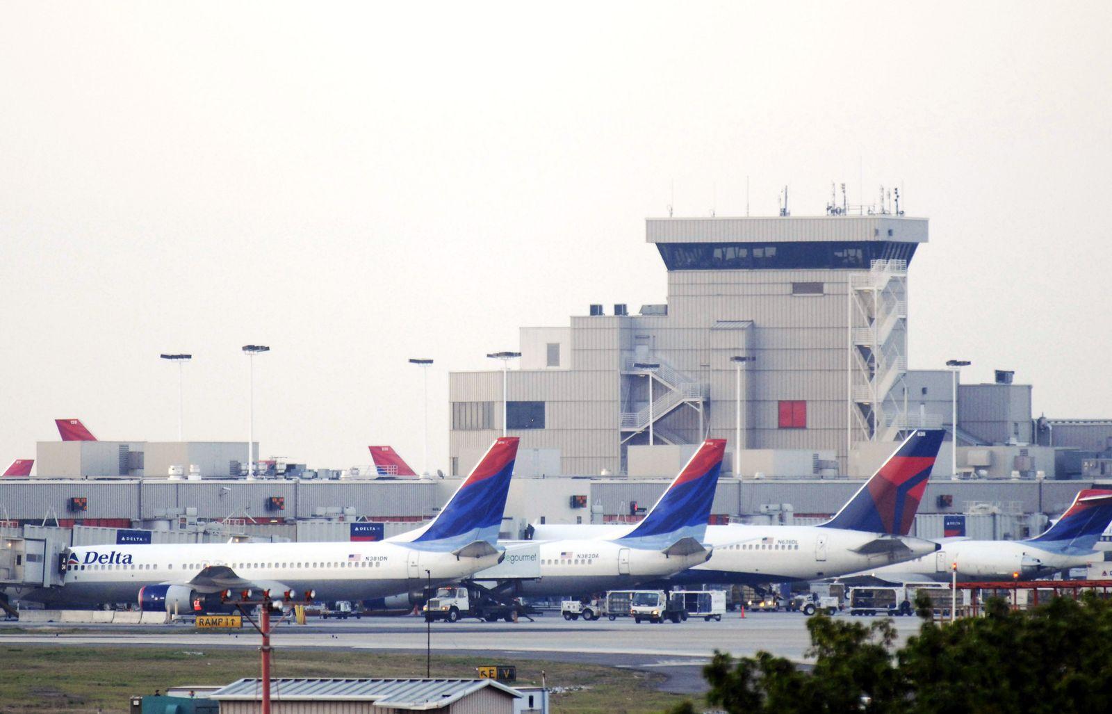 Südstaaten / Atlanta Flughafen