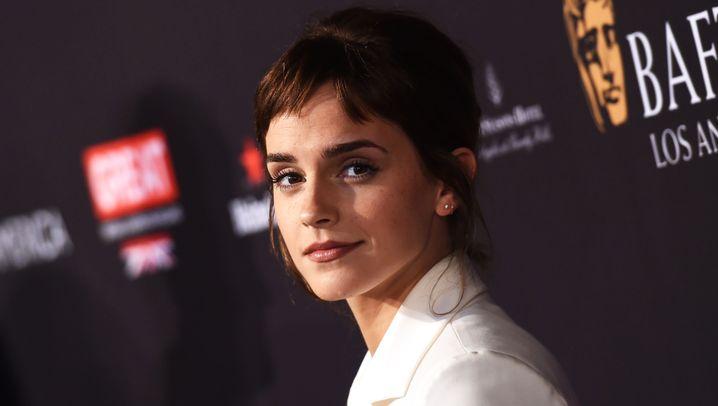 Emma Watson: Ängste vor dem 30. Geburtstag
