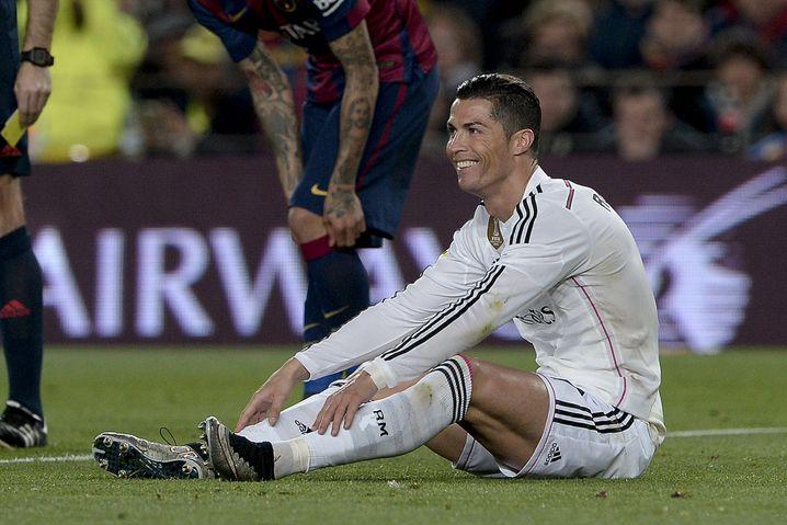 Real-Star Ronaldo: Tor geschossen, Spiel verloren
