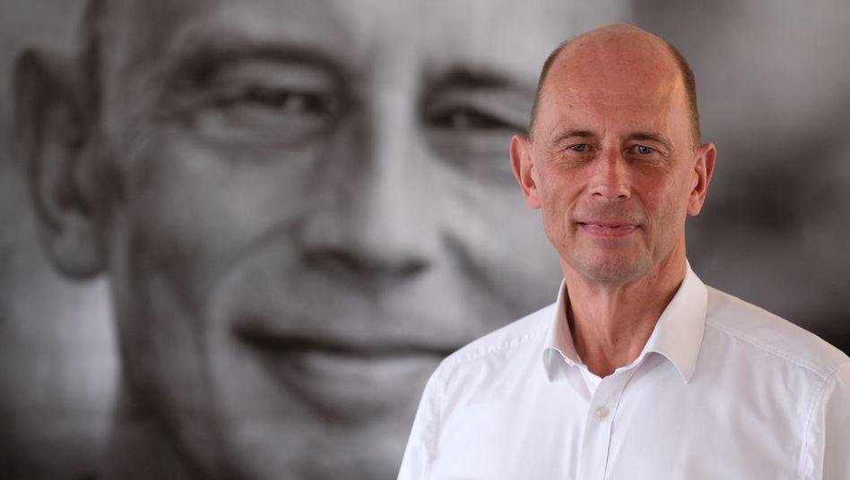 Spitzenkandidat Tiefensee: In Thüringen die letzte Hoffnung der SPD