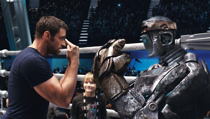 "Actionfilm ""Real Steel"": Heißes Eisen"