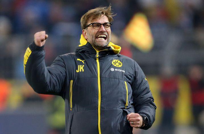 Jürgen Klopp als BVB-Trainer (2014)