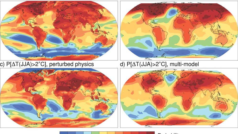 Modelle: Das Klima simulieren