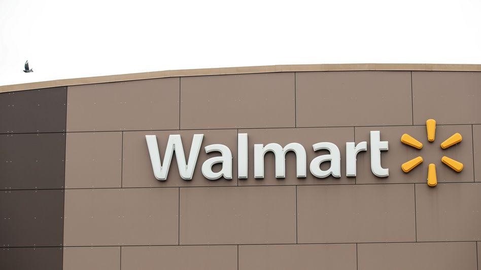 Der Walmart-Konzern wird von der US-Regierung verklagt