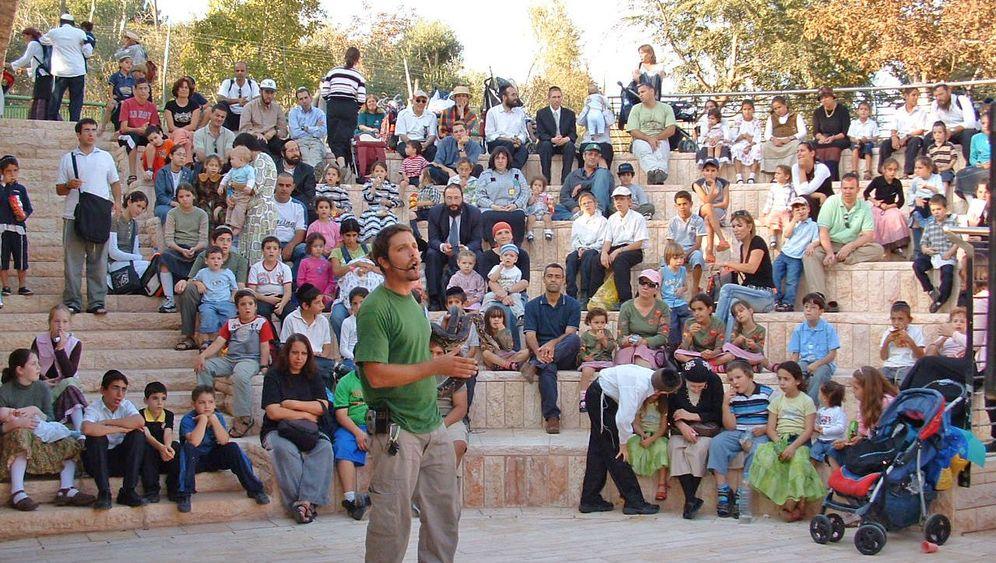 Jerusalems Biblischer Zoo: Oase des Friedens