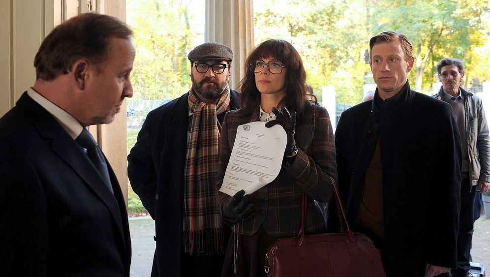 """ARD-Film """"Die Fahnderin"""": Aktenfressen bis zum Morgengrauen"""