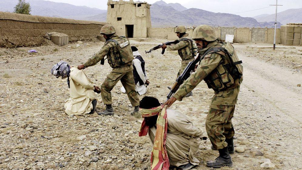 Offensive in Waziristan: Jagd auf die Taliban