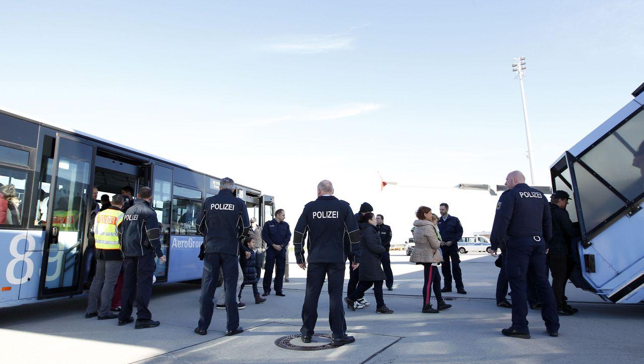 Asylanten Kriminalität Deutschland