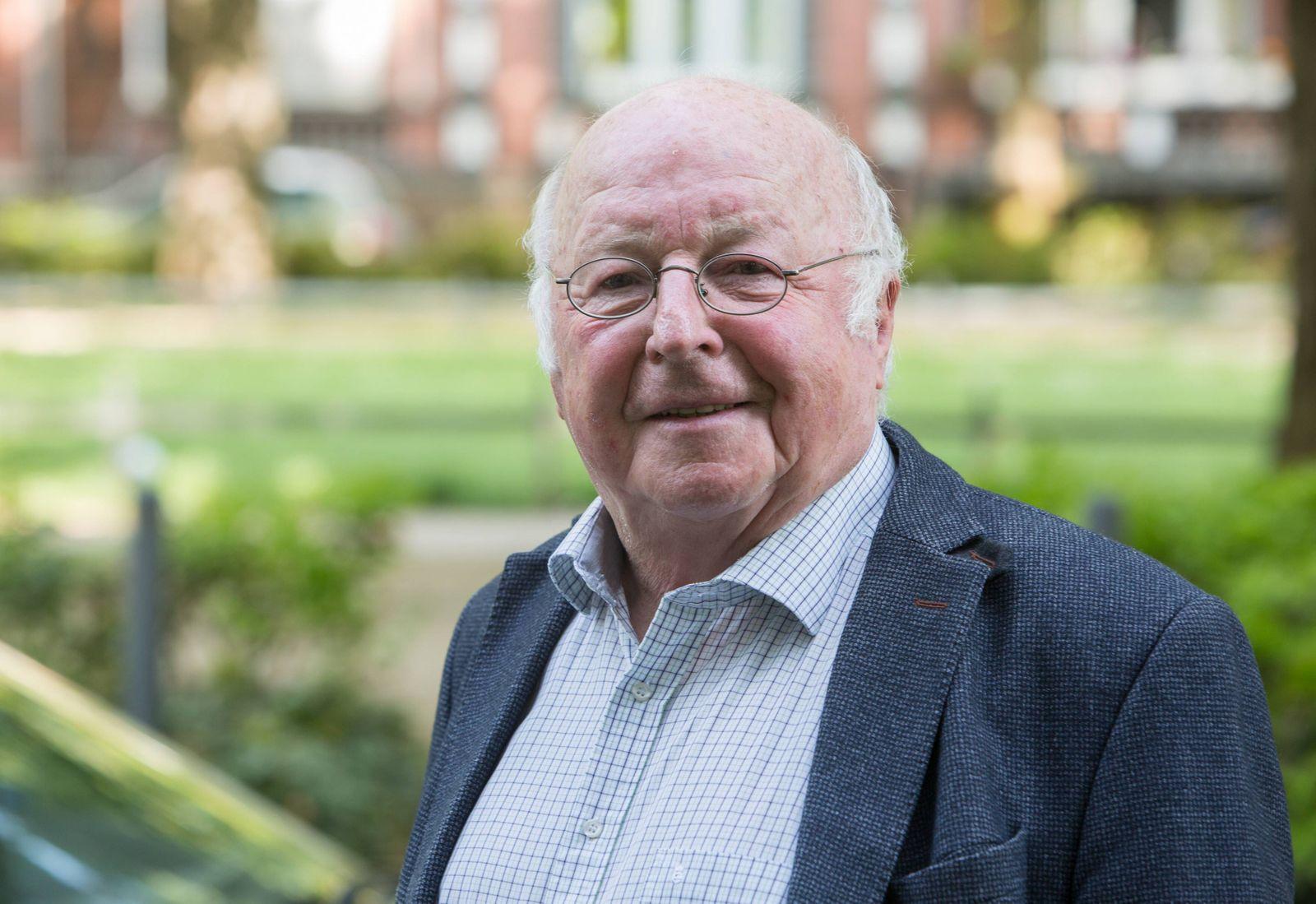 Portrait Norbert Blüm 2018 Dr. Norbert Blüm. Der heute 82-jährige ehemalige Politiker (CDU) war von 1982 bis 1998 Bunde