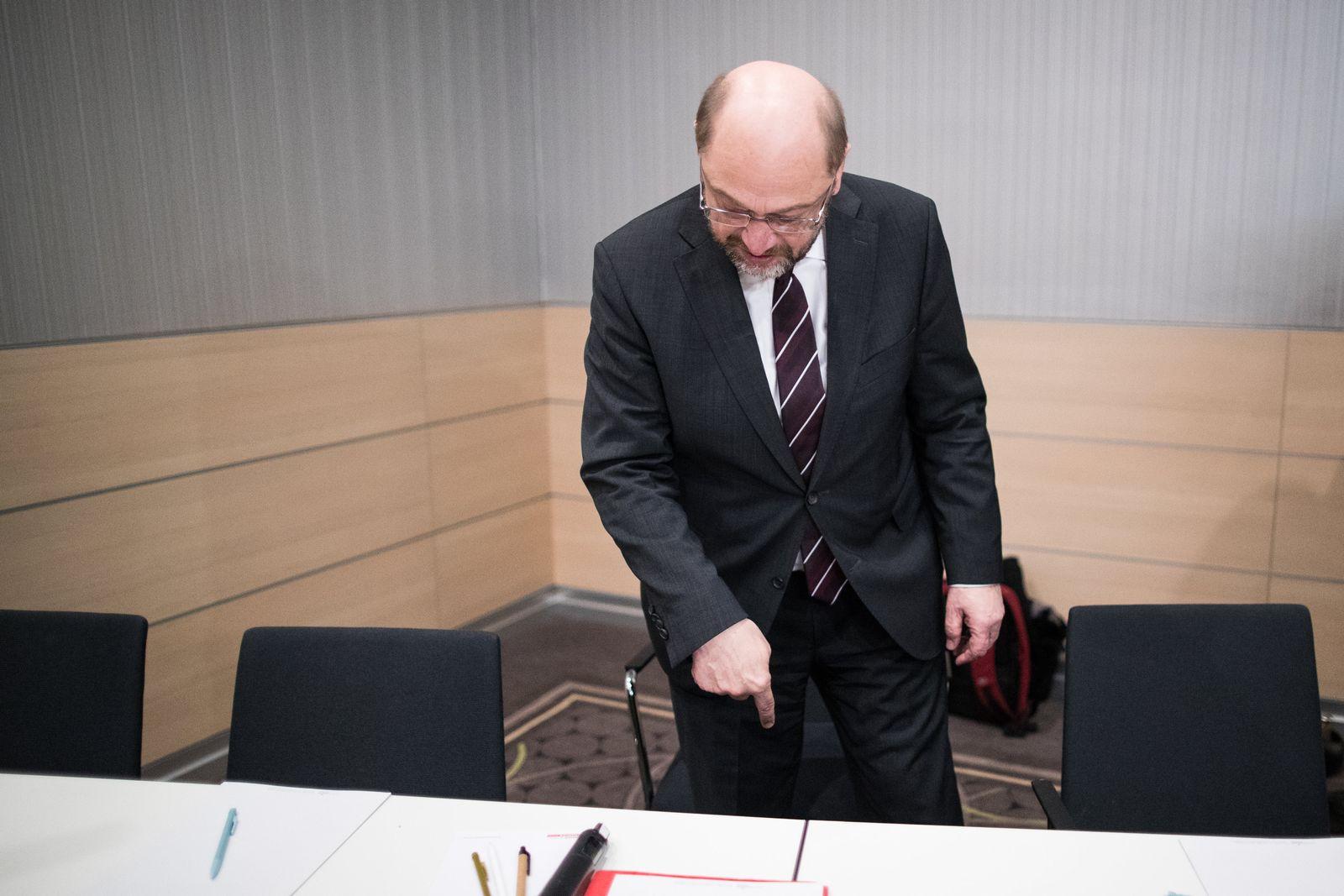 SPD-Chef Martin Schulz in Dortmund