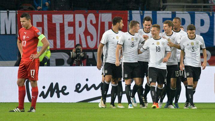 DFB-Sieg gegen Tschechien: Gomez? Wer?