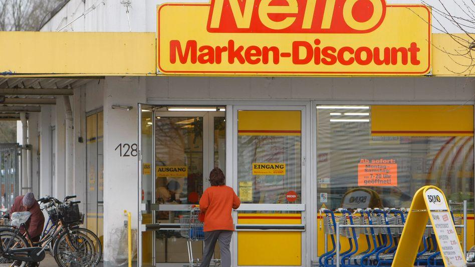 Netto-Markt in Oldenburg: Der nächste Discounter steht in der Kritik