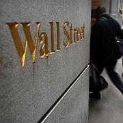 Wall Street in New York: Siebte Leitzinssenkung in Folge