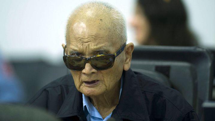Kambodscha: Tribunal gegen die Roten Khmer