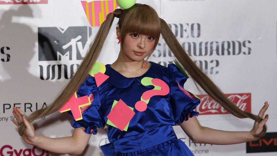 Popstar Kyary Pamyu Pamyu: Japanische Musiklabel klagen über illegale Downloads