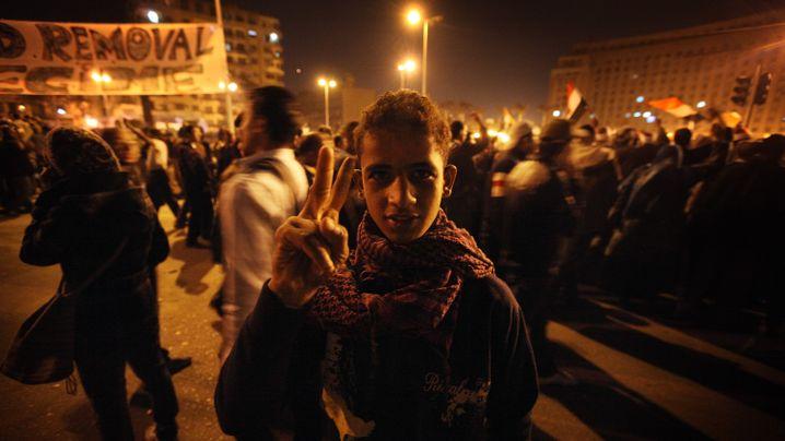 Proteste am Freitag: Massen auf Kairos Straßen