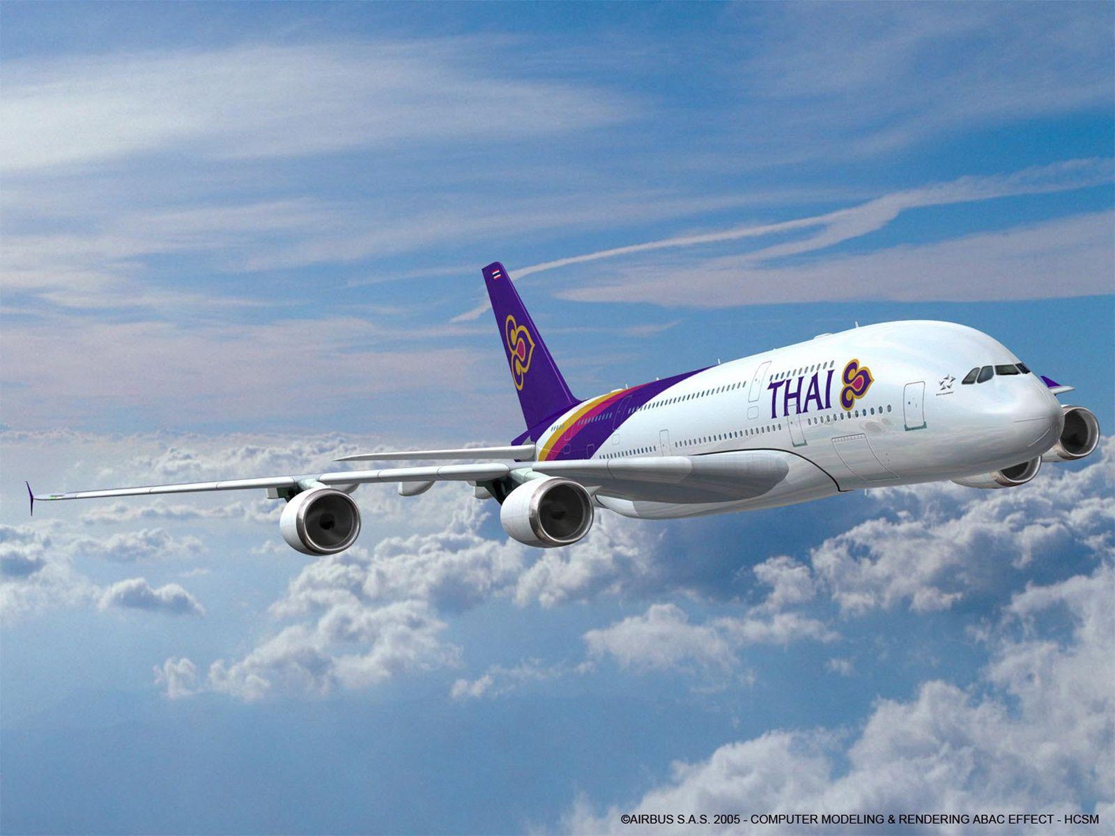 Thai Airways bestellt acht A330-300
