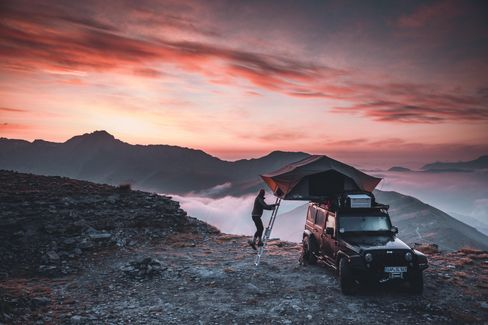 Sebastian Canaves in den Westalpen: Outdoor-Tour mit Jeep