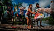 Weltweite Armut könnte durch Corona massiv zunehmen