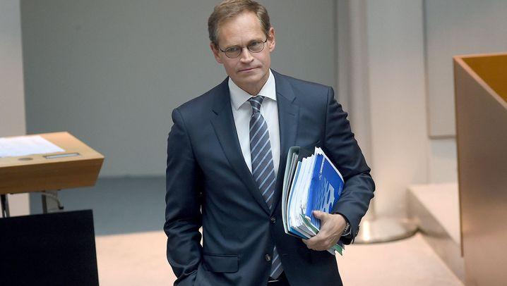 Michael Müller im Berliner Wahlkampf: Der Anti-Wowereit