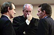 Richter in den USA: Euer Ehren bleibt unantastbar