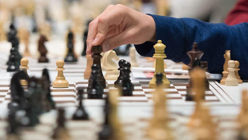 Berlin steht im Zeichen des Schachsports