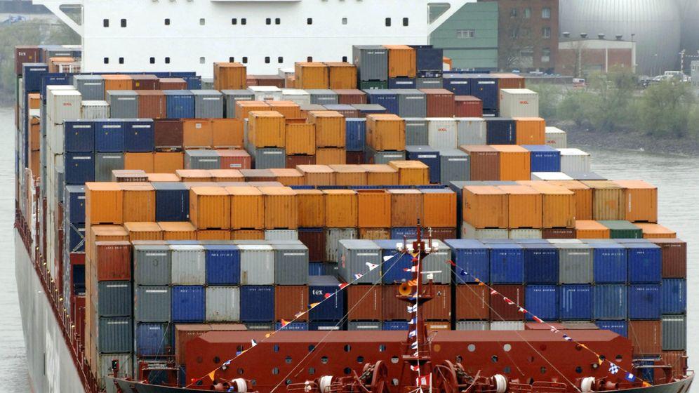 Schifffahrt: Giganten der Meere