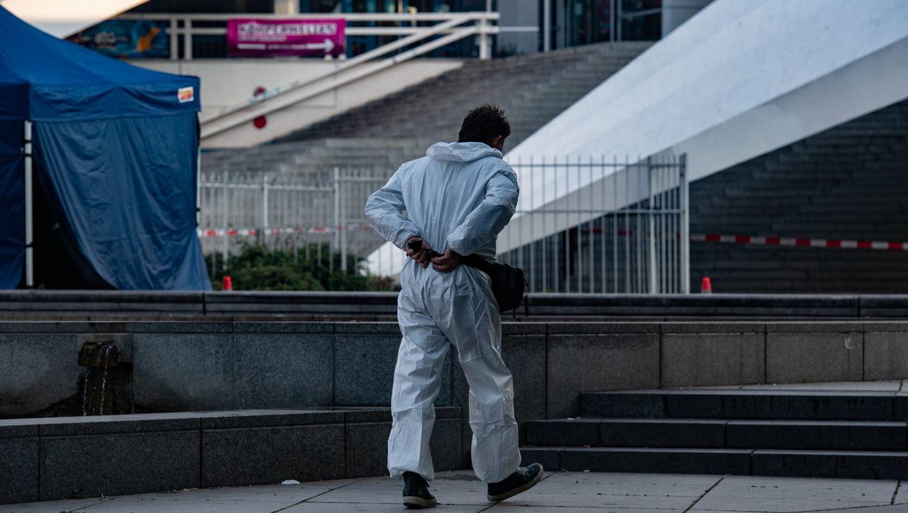Berlin: Mutmaßlicher Mord am Alexanderplatz – Mann festgenommen