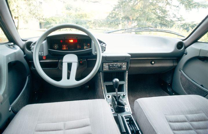 Innenraum des CX 20