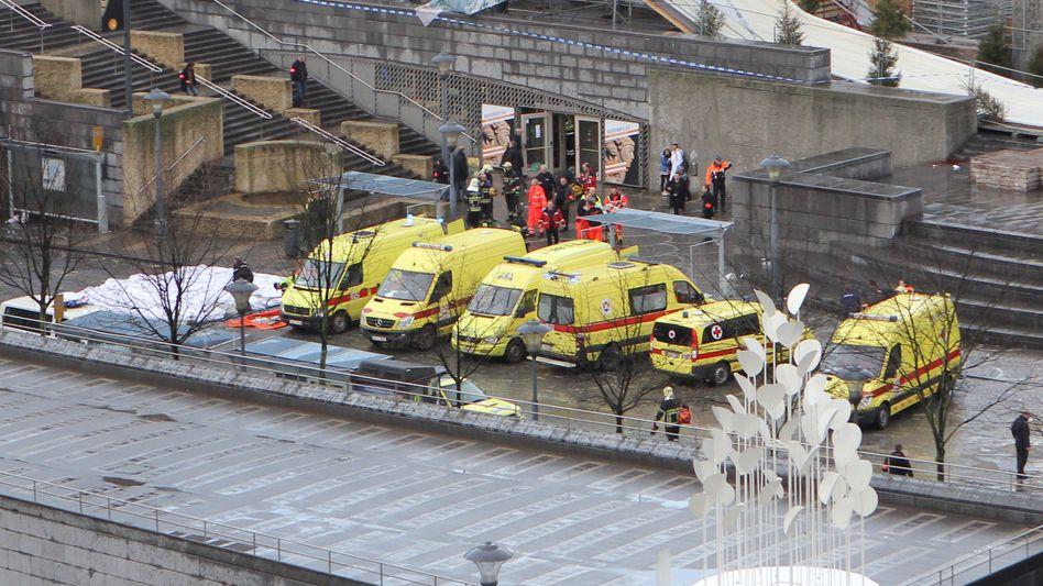 Belgien: Zwei Tote und viele Verletzte bei Attentat in Lüttich