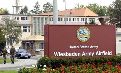 Wiesbaden Army Airfield: Besuch bei der der Old-Ironside-Panzerbrigade geplant