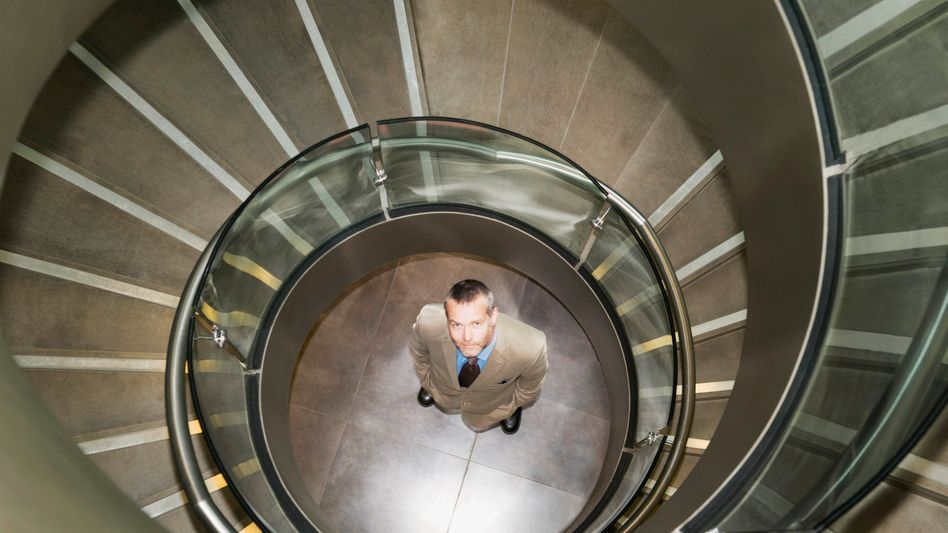 Nicht alle schaffen es bis nach ganz oben: Oft scheitert Glück an den eigenen Ansprüchen