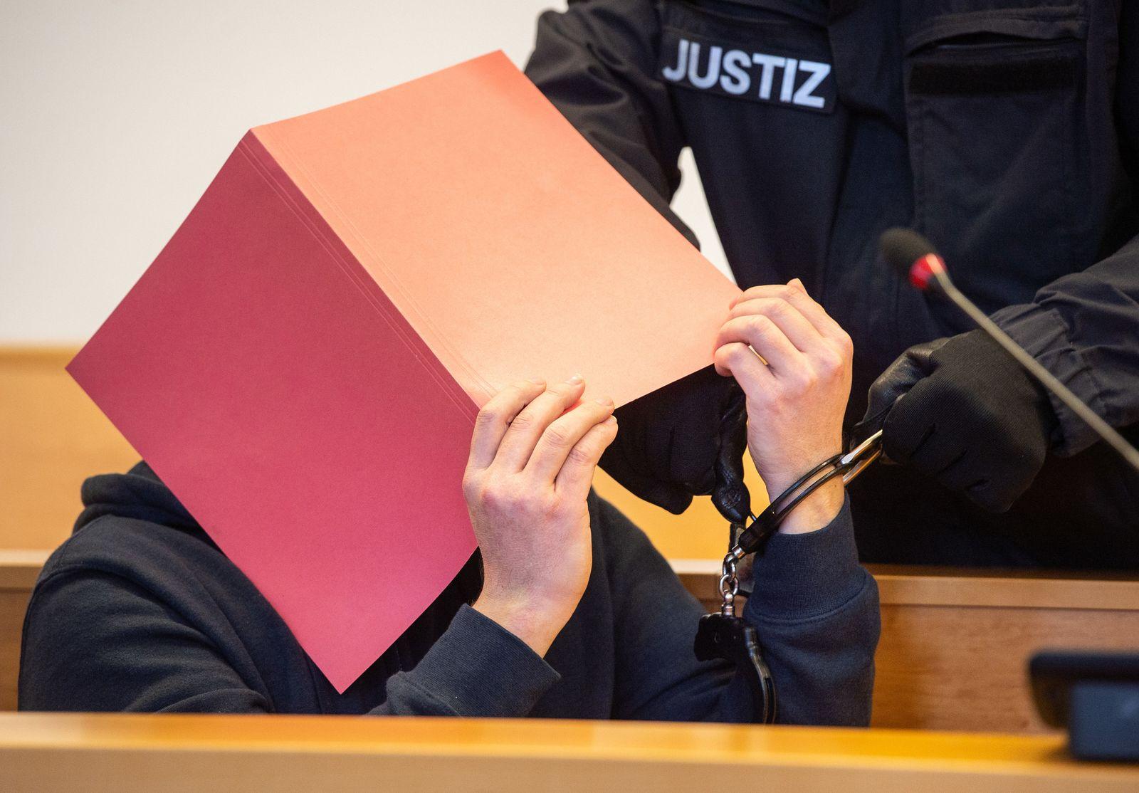 Prozess wegen Mordes an einer 61-jährigen Frau