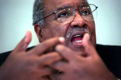 Gerard Latortue: Der 69-Jährige ist Haitis neuer Premierminister