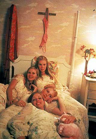 """Lisbon-Schwestern in der Coppola-Verfilmung: """"Evozierte Phantasien"""""""