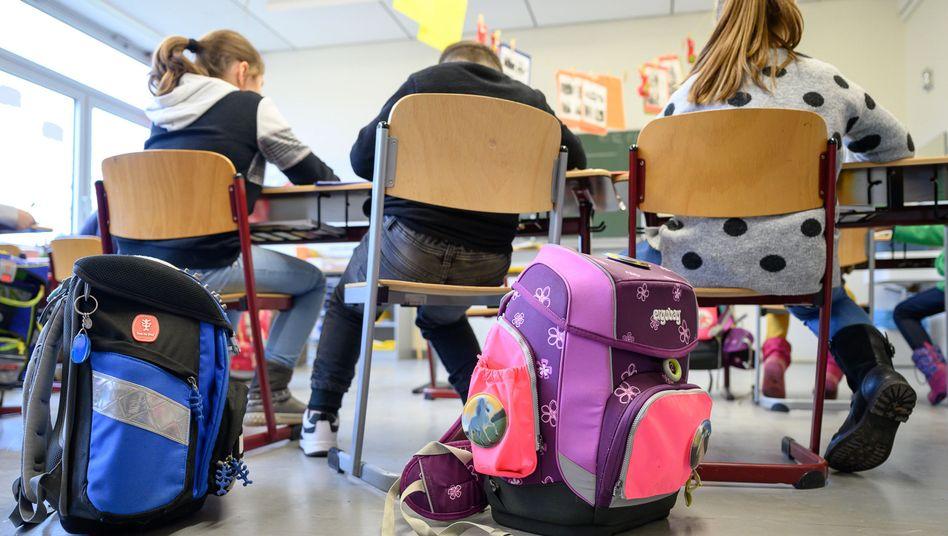 """Grundschule (Symbolbild): """"Noch nie etwas von Pädagogik und Didaktik gehört"""""""
