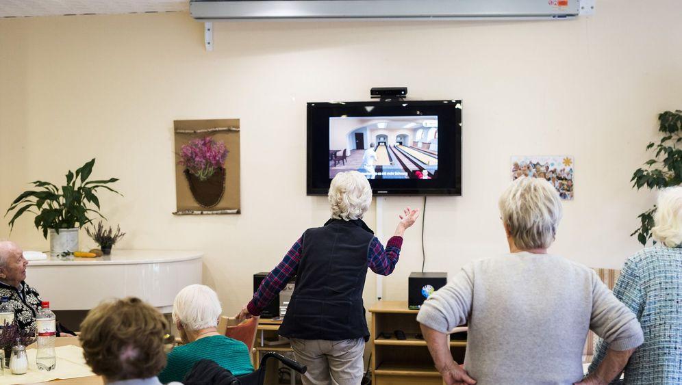 Senioren-Gaming: Gut Holz