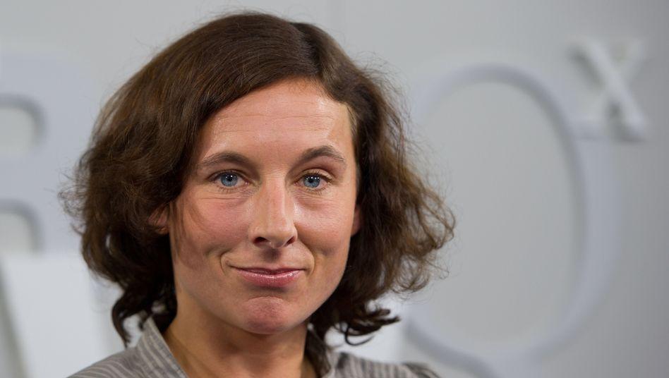 Juli Zeh: Die Schriftstellerin und Juristin kämpft gegen die Vorratsdatenspeicherung