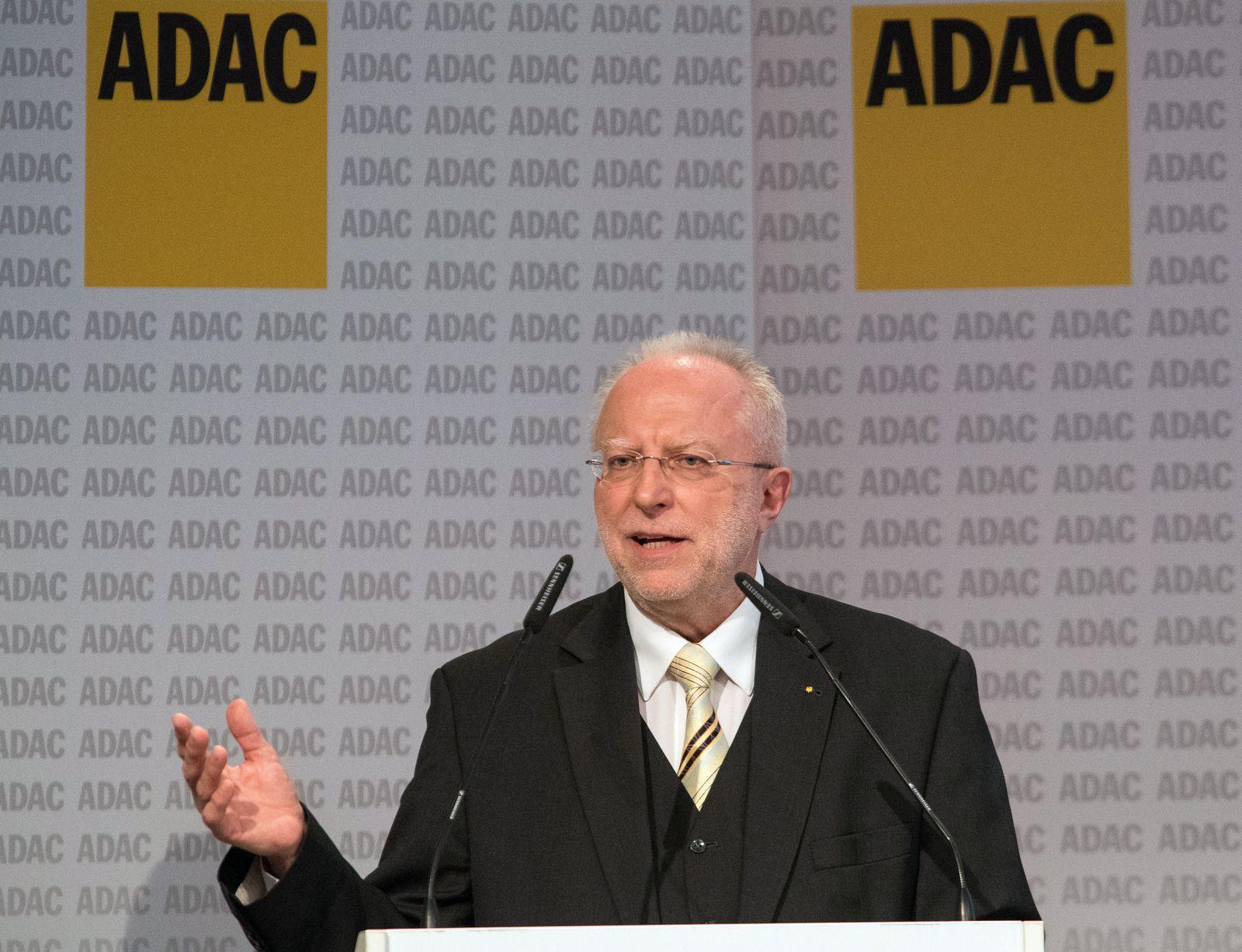 ADAC-Hauptversammlung in Lübeck/ August Markl