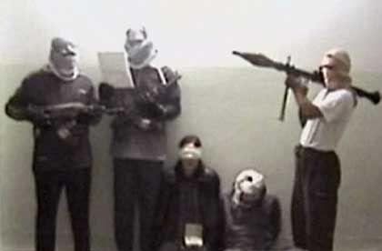 """Entführte Osthoff: """"Die Amerikaner sind unsere Ziele"""""""