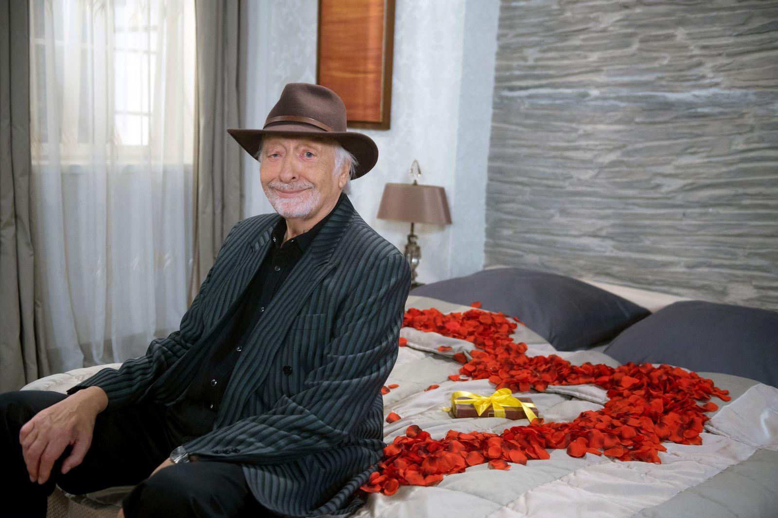 Karl Dall spielt einen Rockstar bei «Rote Rosen»