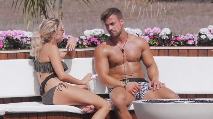 "Kandidaten in ""Love Island"""