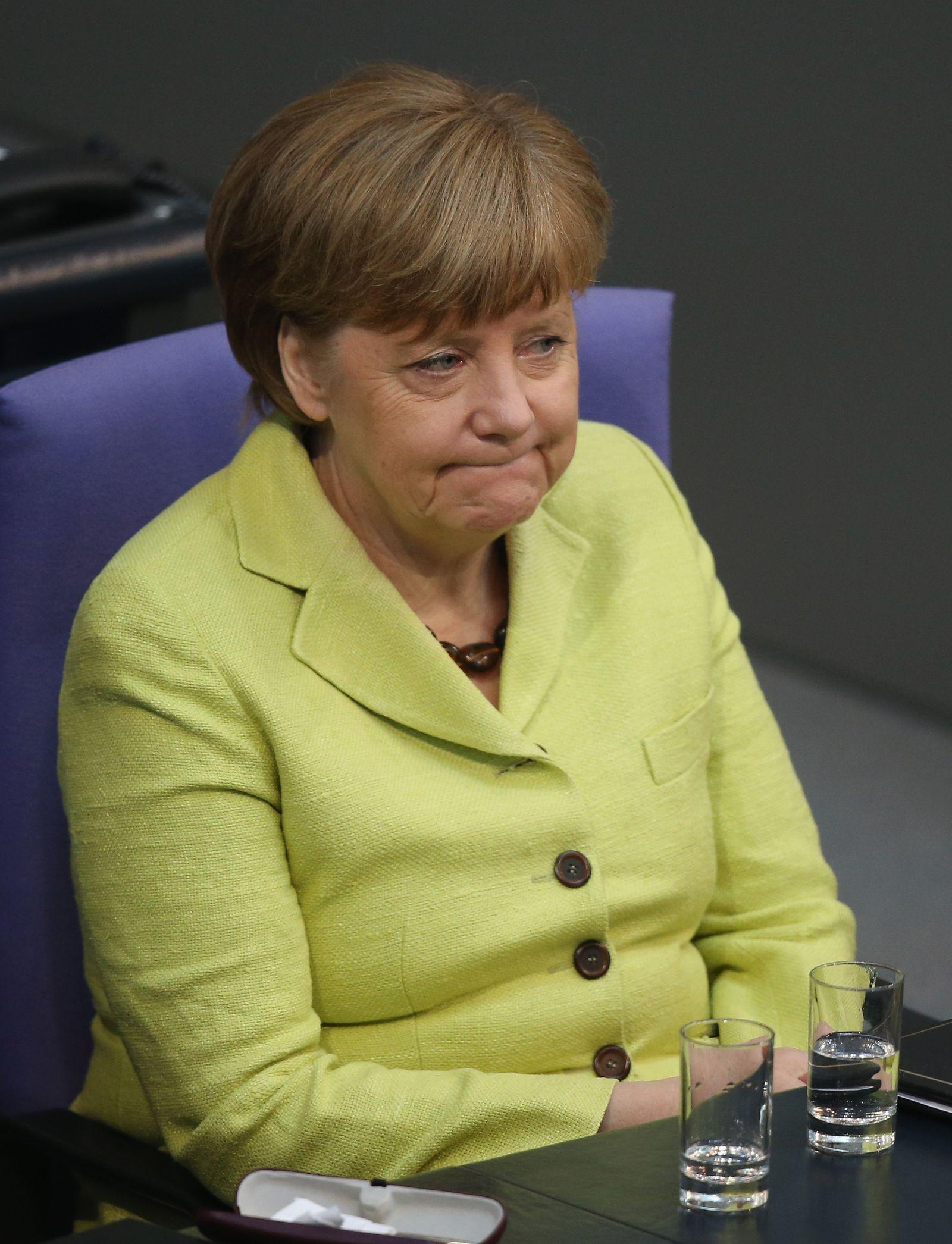 Angela Merkel NSA