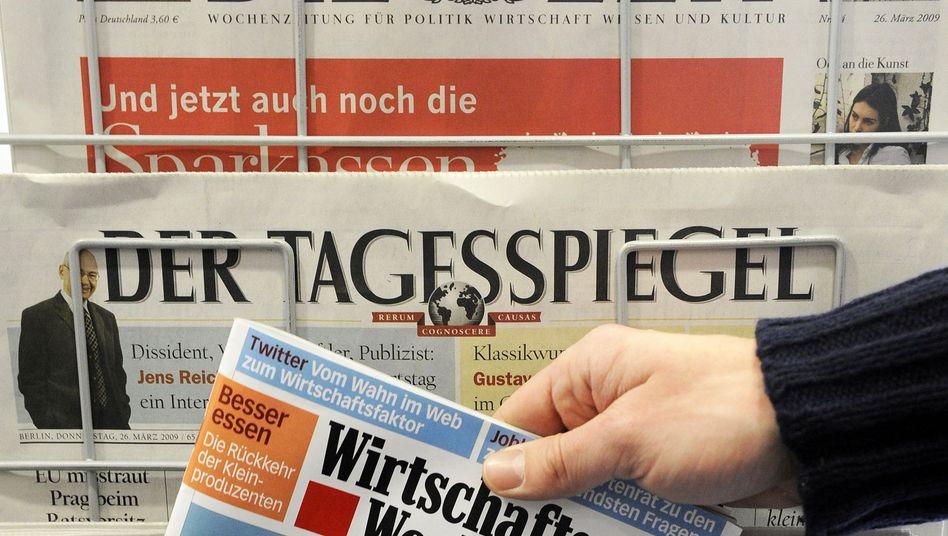 """""""Handelsblatt"""": Geld fließt nicht"""
