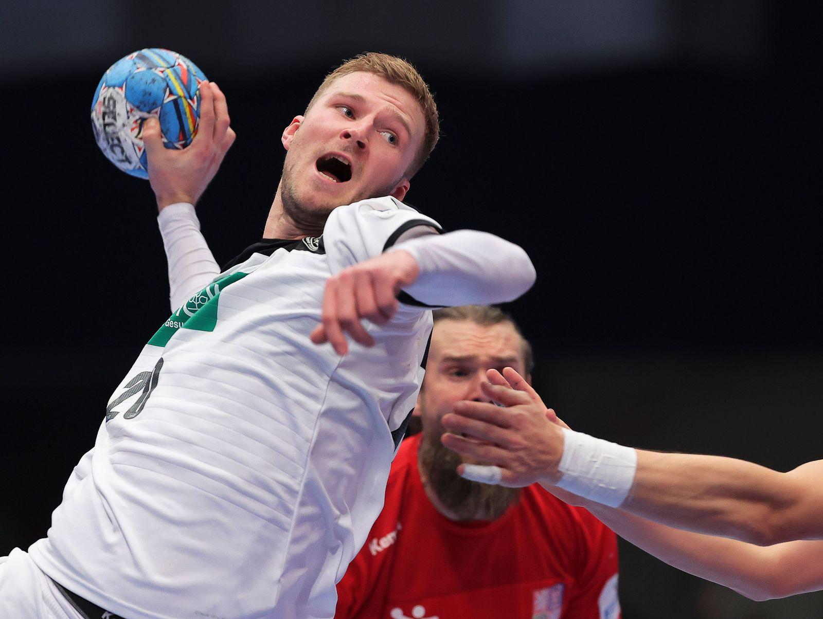 EHF Handball Men European Championship, Vienna, Austria - 22 Jan 2020