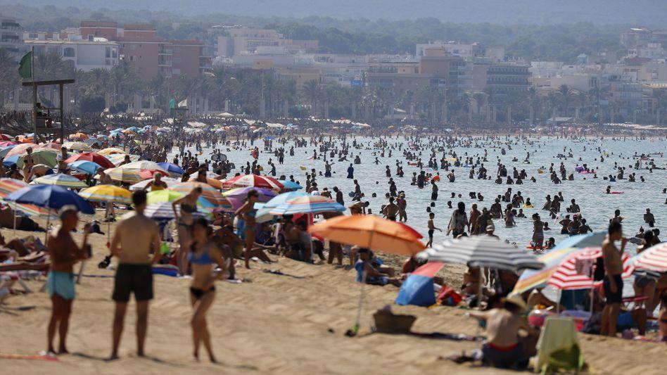 Palma de Mallorca: Am Mittelmeer droht ein Temperaturanstieg von 2,2 Grad gegenüber der vorindustriellen Zeit