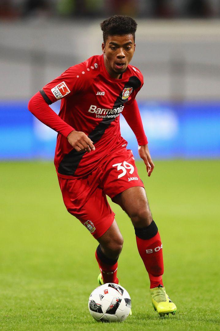 Leverkusens Benjamin Henrichs