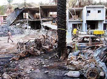 Anschlag in Riad: Mindestens 17 Menschen starben bei dem Attentat