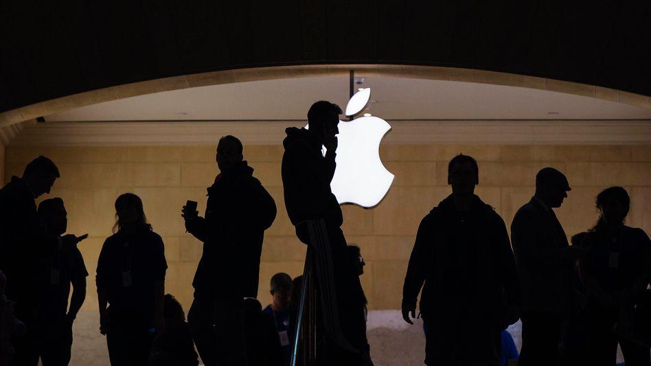 """New Yorker Apple-Laden: """"Genauso schlimm, wie man sich das vorstellt"""""""